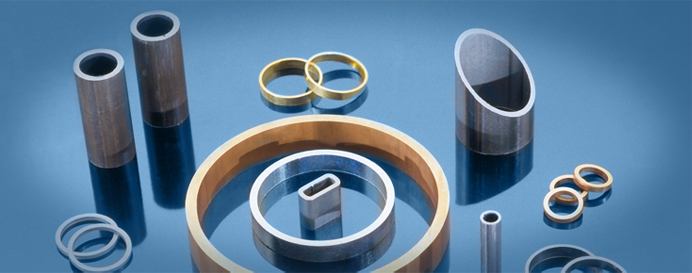 photo of various tube  cutting, tube bending, tube forming and tube machining processes delivered by Production Tube Cutting Inc.
